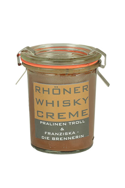 Rhöner Whiskey Creme